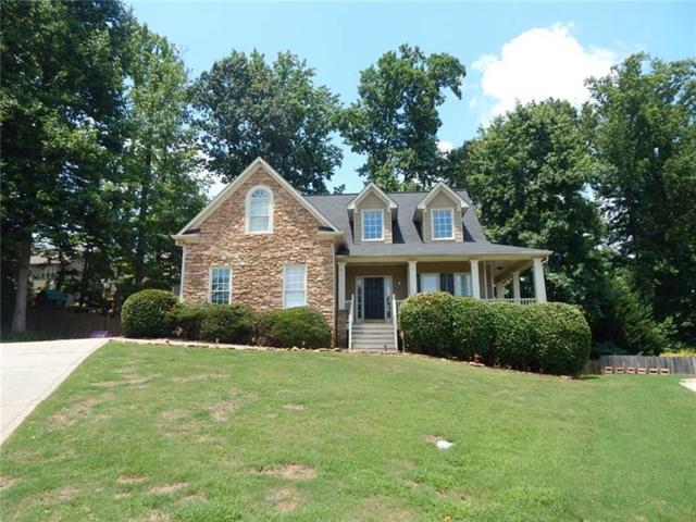 23 Crestview Terrace, Dallas, GA 30157 (MLS #6032344) :: RCM Brokers
