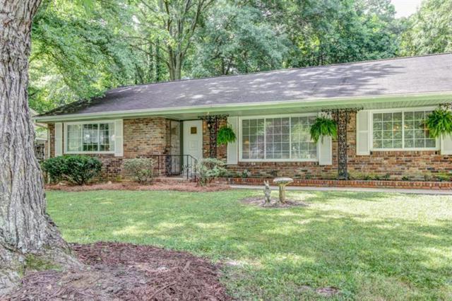 2745 Riderwood Drive, Decatur, GA 30033 (MLS #6032616) :: North Atlanta Home Team