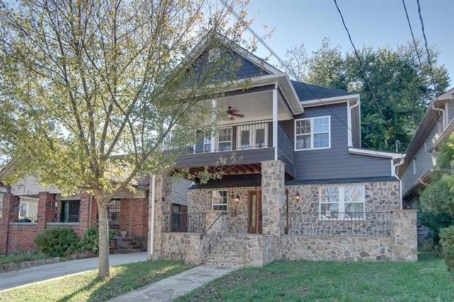 505 Angier Avenue NE, Atlanta, GA 30308 (MLS #6032676) :: The Justin Landis Group