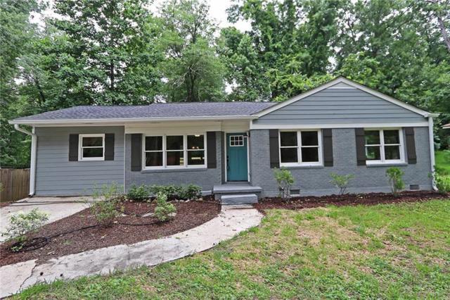 1615 Carter Road, Decatur, GA 30032 (MLS #6032713) :: North Atlanta Home Team