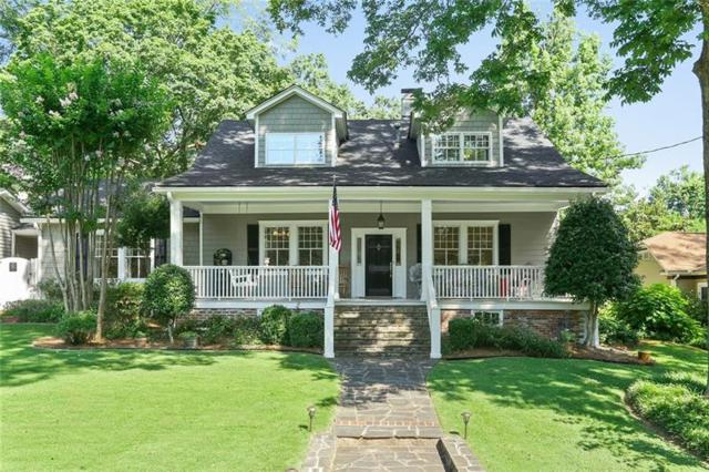 209 N Forest Avenue NE, Marietta, GA 30060 (MLS #6032811) :: RE/MAX Paramount Properties