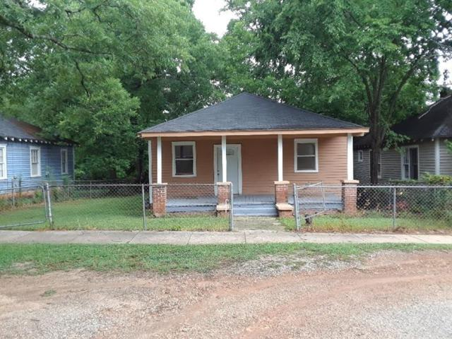 125 E Tinsley Street, Griffin, GA 30223 (MLS #6032840) :: Dillard and Company Realty Group