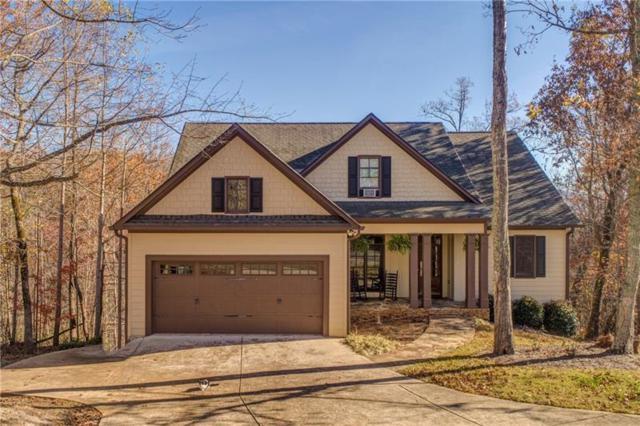 401 Hunters Ridge, Jasper, GA 30143 (MLS #6032883) :: North Atlanta Home Team