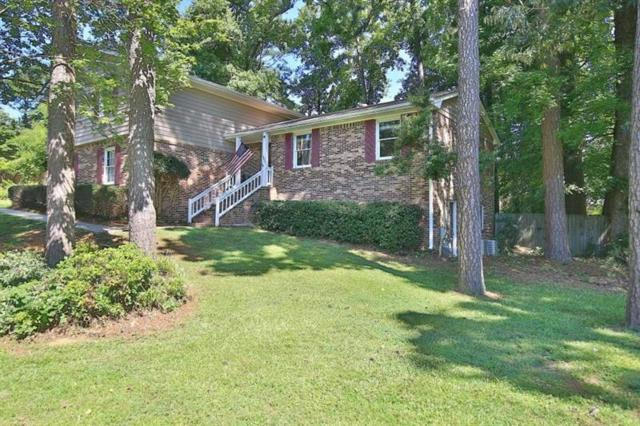 582 Clubhouse Drive SE, Conyers, GA 30094 (MLS #6032969) :: RE/MAX Paramount Properties