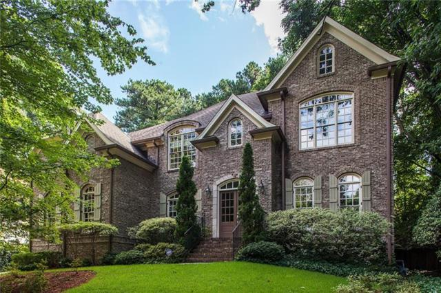 2147 Ector Court NE, Atlanta, GA 30345 (MLS #6033109) :: RE/MAX Paramount Properties