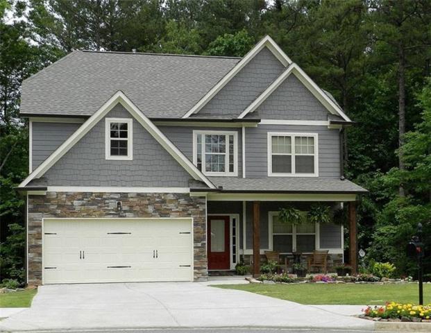 20 Rock Ridge Court SE, Cartersville, GA 30120 (MLS #6033123) :: The Russell Group
