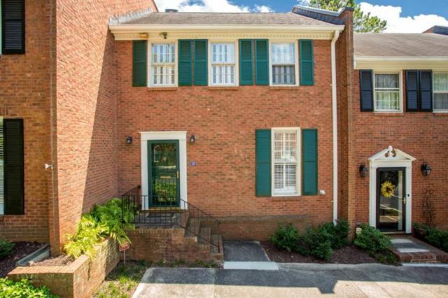 15 NE Kings Walk NE, Atlanta, GA 30307 (MLS #6033381) :: RE/MAX Paramount Properties