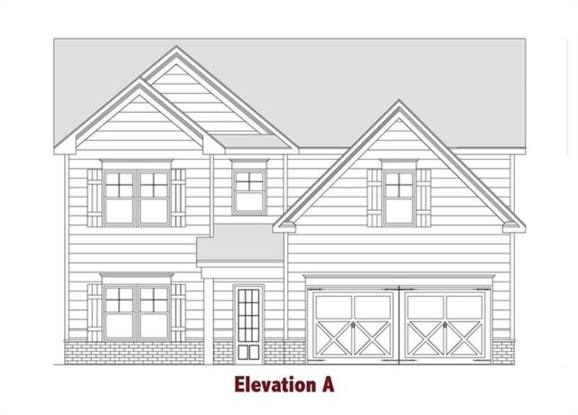 205 Evergreen Way, Loganville, GA 30052 (MLS #6033396) :: RE/MAX Paramount Properties