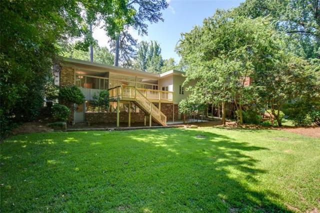 1364 Springdale Road NE, Atlanta, GA 30306 (MLS #6033399) :: RE/MAX Paramount Properties