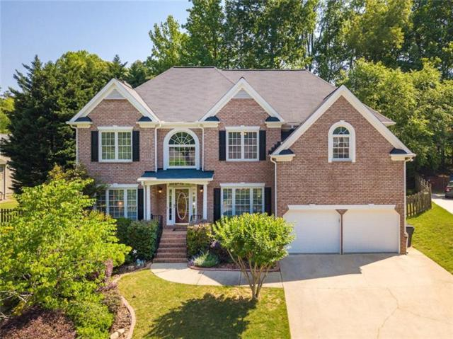 5400 Hedge Brooke Cove NW, Acworth, GA 30101 (MLS #6033523) :: The Hinsons - Mike Hinson & Harriet Hinson