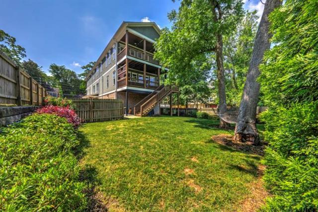 1350 La France Street NE B, Atlanta, GA 30307 (MLS #6033586) :: Kennesaw Life Real Estate