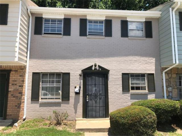 4701 Flat Shoals Road 40E, Union City, GA 30291 (MLS #6033632) :: The Cowan Connection Team