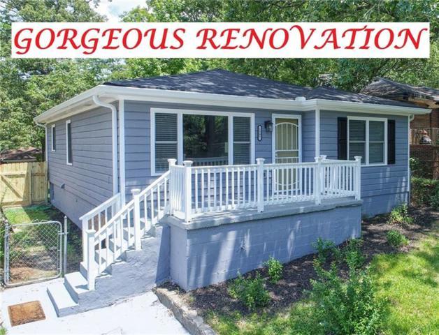 1597 Ezra Church Drive NW, Atlanta, GA 30314 (MLS #6033636) :: RE/MAX Paramount Properties
