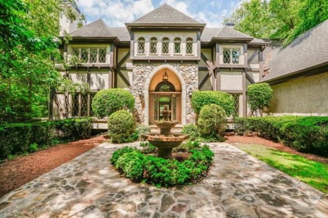 310 Green Park Court, Sandy Springs, GA 30327 (MLS #6033637) :: RE/MAX Paramount Properties