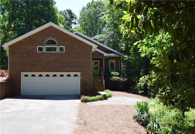 6137 White Oak Drive, Flowery Branch, GA 30542 (MLS #6033665) :: RE/MAX Paramount Properties
