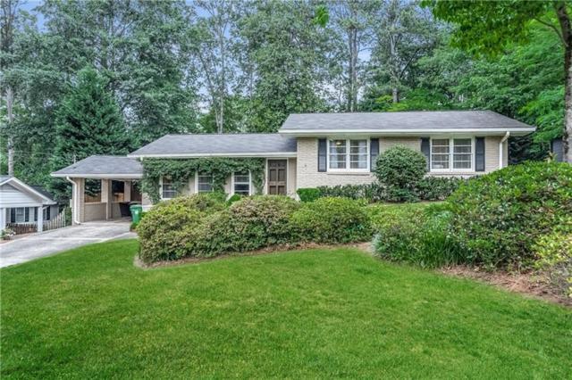 2147 Allaire Lane NE, Atlanta, GA 30345 (MLS #6033692) :: RE/MAX Paramount Properties