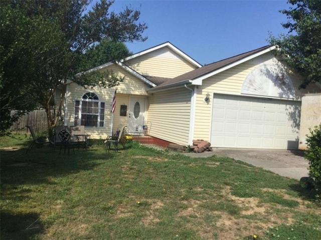 1511 Thistle Drive, Dalton, GA 30721 (MLS #6033697) :: RE/MAX Paramount Properties