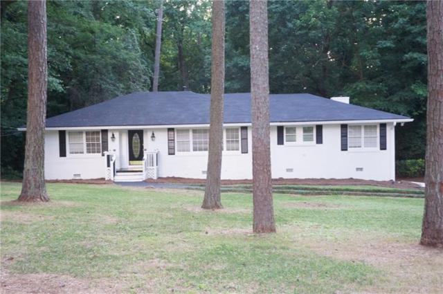 1031 Tuckawanna Drive SW, Atlanta, GA 30311 (MLS #6033760) :: RE/MAX Paramount Properties