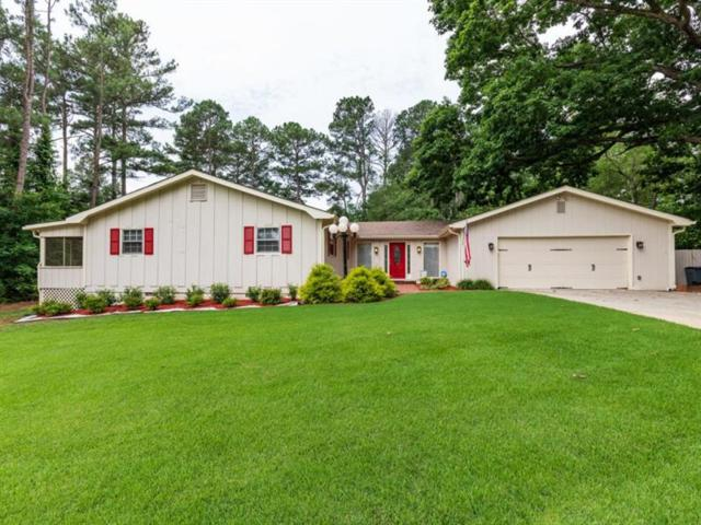 1204 Heritage Hills Circle, Snellville, GA 30078 (MLS #6033763) :: RE/MAX Paramount Properties