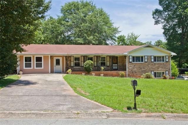 4613 Shamrock Place SE, Mableton, GA 30126 (MLS #6033802) :: RE/MAX Paramount Properties