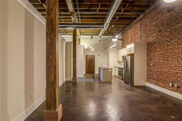 510 Whitehall Street SW #104, Atlanta, GA 30303 (MLS #6033838) :: RE/MAX Paramount Properties