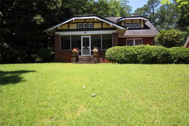 71 Clarendon Avenue, Avondale Estates, GA 30002 (MLS #6034064) :: Kennesaw Life Real Estate