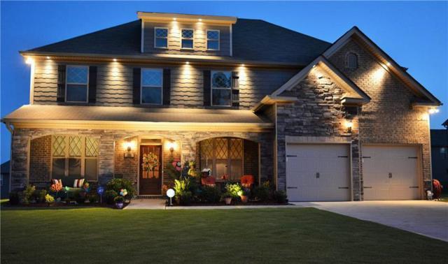 140 Allgood Trace, Acworth, GA 30101 (MLS #6034185) :: RE/MAX Paramount Properties
