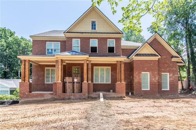 3241 Mathieson Drive NE, Atlanta, GA 30305 (MLS #6034326) :: RE/MAX Prestige