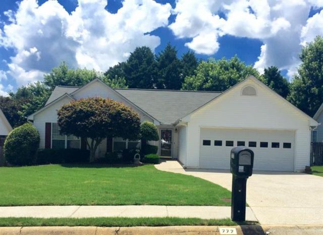 777 Spring Leaf Court, Lawrenceville, GA 30046 (MLS #6034425) :: RE/MAX Paramount Properties