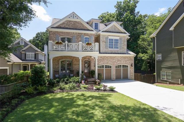 1351 Cartecay Drive NE, Brookhaven, GA 30319 (MLS #6034440) :: Iconic Living Real Estate Professionals
