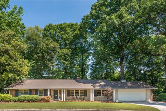 180 Little John Trail NE, Atlanta, GA 30309 (MLS #6034765) :: RE/MAX Paramount Properties