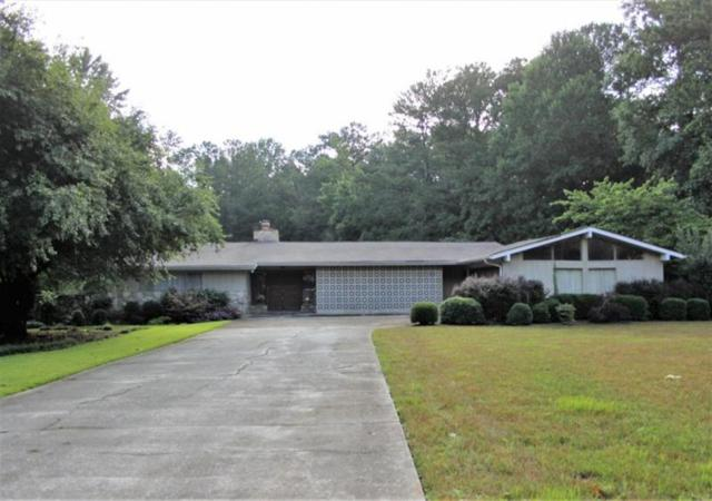4617 Ridgegate Drive, Peachtree Corners, GA 30097 (MLS #6034795) :: The Hinsons - Mike Hinson & Harriet Hinson