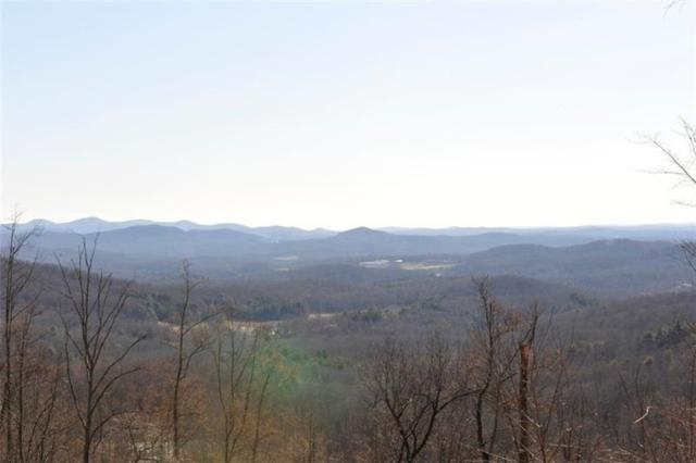 0 Valley Overlook Drive, Ellijay, GA 30536 (MLS #6034978) :: The Cowan Connection Team