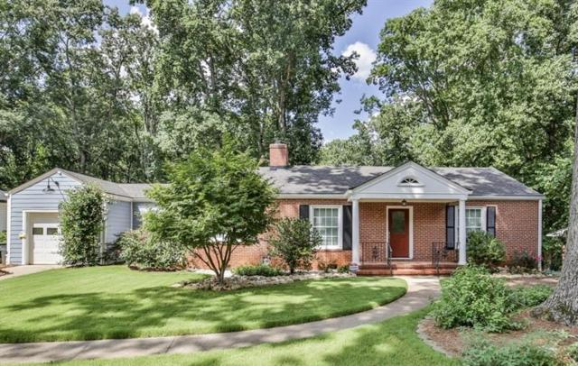 245 W Parkwood Road, Decatur, GA 30030 (MLS #6035174) :: North Atlanta Home Team