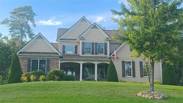 5721 Ridgewater Drive, Gainesville, GA 30506 (MLS #6035294) :: RE/MAX Paramount Properties