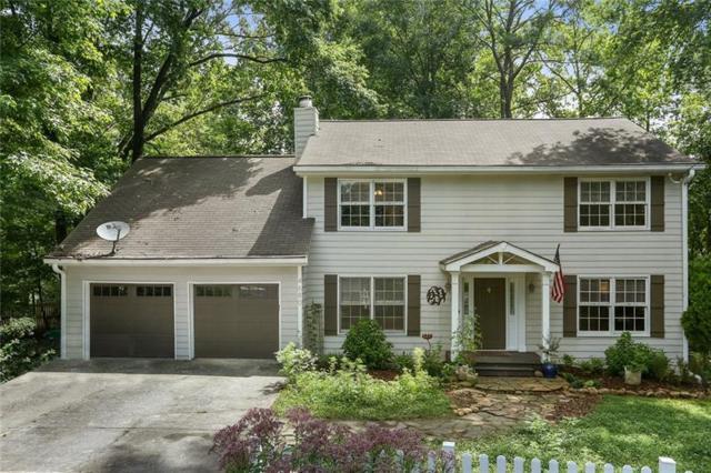 4680 Dellrose Drive, Dunwoody, GA 30338 (MLS #6035371) :: RE/MAX Paramount Properties