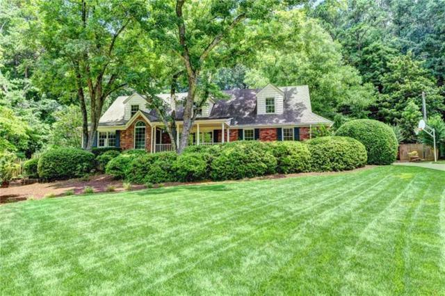 265 Danbury Lane, Atlanta, GA 30327 (MLS #6035392) :: The Hinsons - Mike Hinson & Harriet Hinson