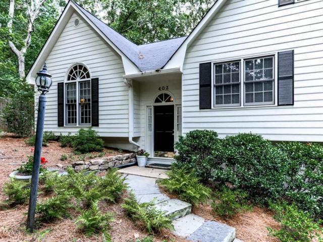403 Hardman Court, Woodstock, GA 30188 (MLS #6035429) :: RE/MAX Paramount Properties