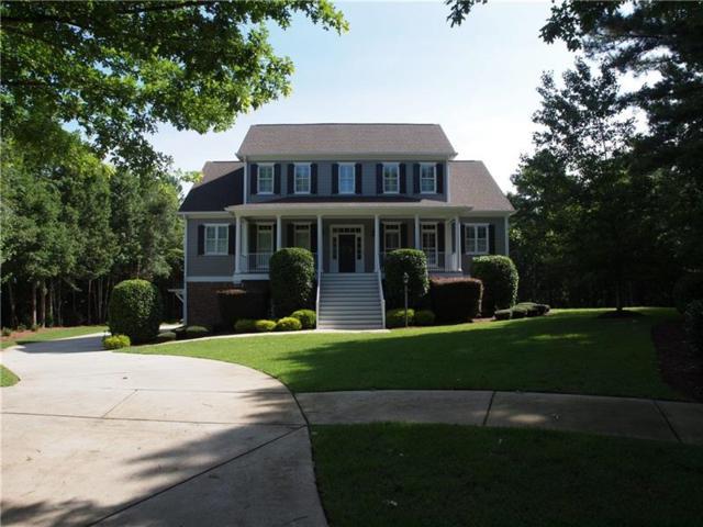 275 Trotters Ridge, Fayetteville, GA 30215 (MLS #6035573) :: RE/MAX Paramount Properties