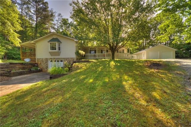 11 Johns Ridge, Blue Ridge, GA 30513 (MLS #6035578) :: The Russell Group