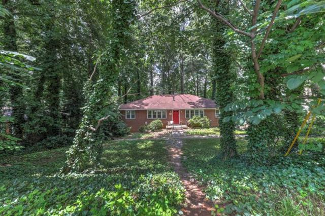 672 Timm Valley Road NE, Atlanta, GA 30305 (MLS #6035636) :: RE/MAX Paramount Properties