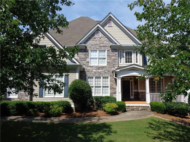 11 Vine Creek Point, Acworth, GA 30101 (MLS #6035653) :: The Hinsons - Mike Hinson & Harriet Hinson