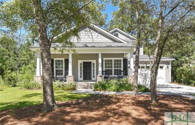 115 E Blackjack Oak Dr, Richmond Hill, GA 31324 (MLS #6035661) :: RE/MAX Paramount Properties