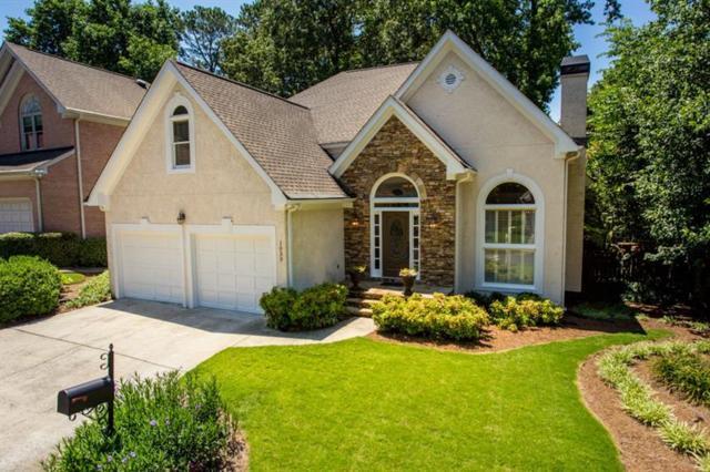 1033 Spalding Club Court, Dunwoody, GA 30338 (MLS #6035684) :: North Atlanta Home Team