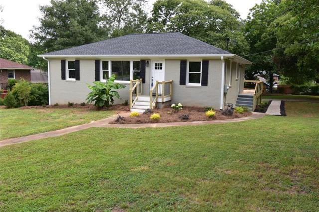 234 Church Road SE, Smyrna, GA 30082 (MLS #6035919) :: RE/MAX Paramount Properties