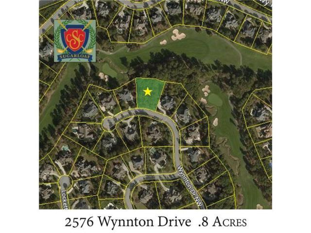 2576 Wynnton Drive, Duluth, GA 30097 (MLS #6035920) :: RE/MAX Paramount Properties