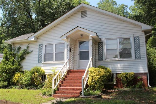 1 S Terrace Ave Se, Lindale, GA 30147 (MLS #6035923) :: RCM Brokers