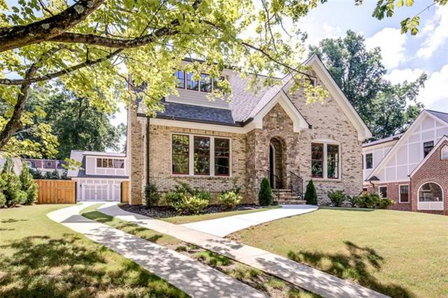 467 Burlington Road NE, Atlanta, GA 30307 (MLS #6036071) :: North Atlanta Home Team
