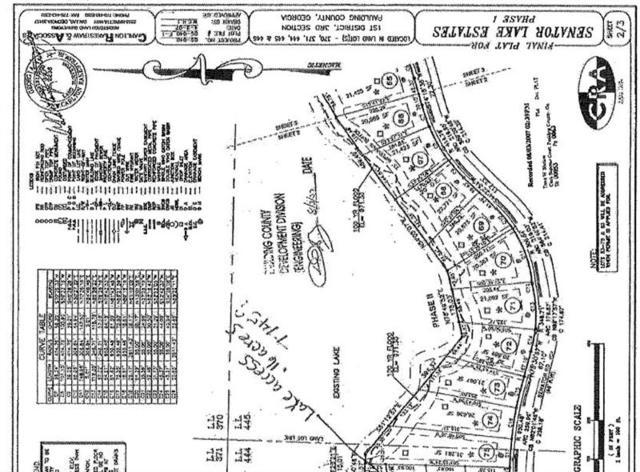 949 Senator Road, Douglasville, GA 30134 (MLS #6036159) :: Path & Post Real Estate