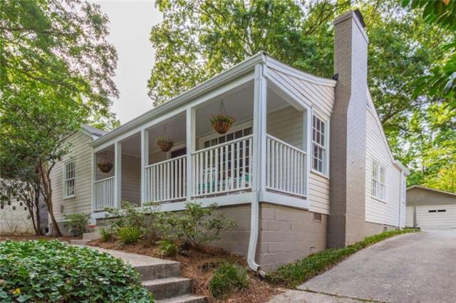 165 Lindbergh Drive NE, Atlanta, GA 30305 (MLS #6036282) :: North Atlanta Home Team